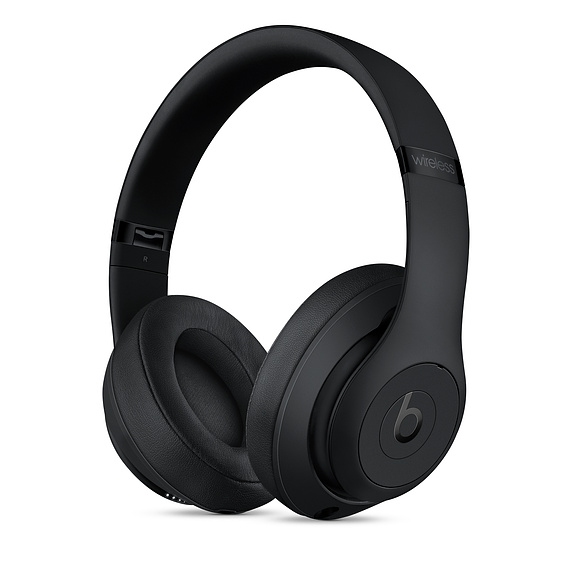 Beats Solo 3 Wireless On-Ear Headphones - Black